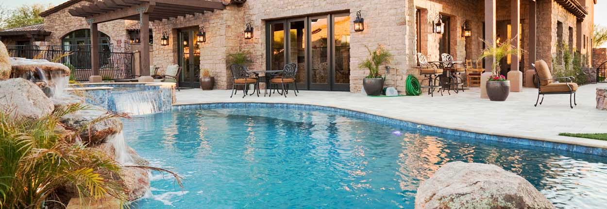 pool repair tempe