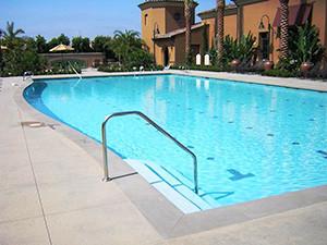 commercial pool repair & service tempe