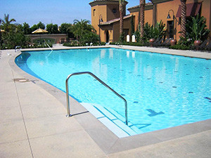 commercial pool repair & service tempe